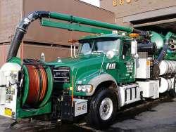 JetVactor Truck