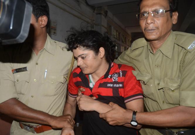 The rape of Pinki Pramanik 1