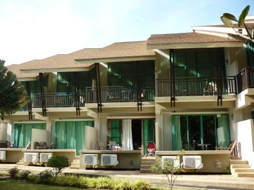 Dinawan Room Beringgis Resort