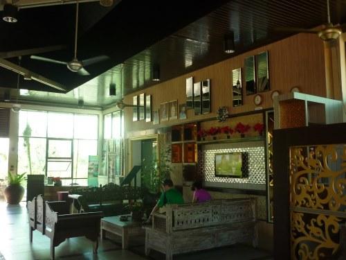 Beringgis Resort Lobby