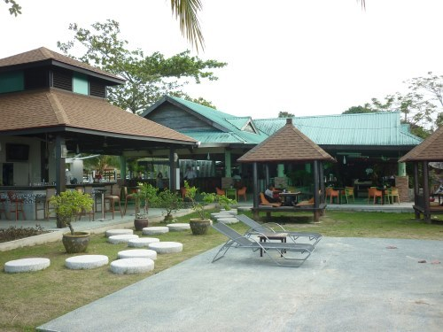 Cabana Beach CafeBeringgis Resort