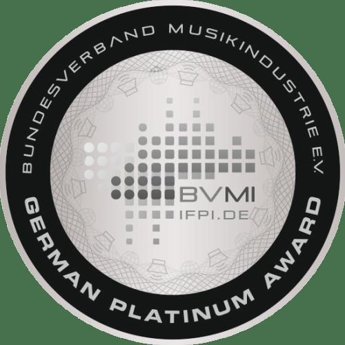 Platinum Award (GER)