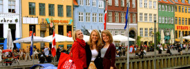 DIS - Danish Institute for Study Abroad: Copenhagen - Various Programs