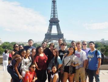 Study Abroad Reviews for St. John's University: Paris - Discover France
