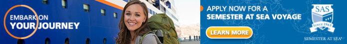 Semester at Sea: Traveling - Semester at Sea