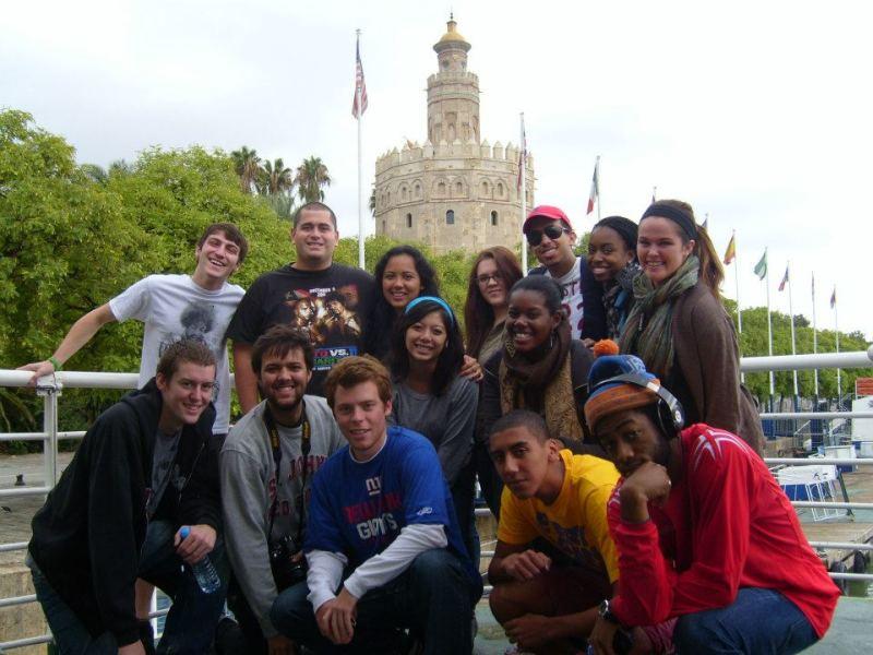 St John S University Seville Discover Spain Seville