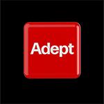 Adept Laptop Icon