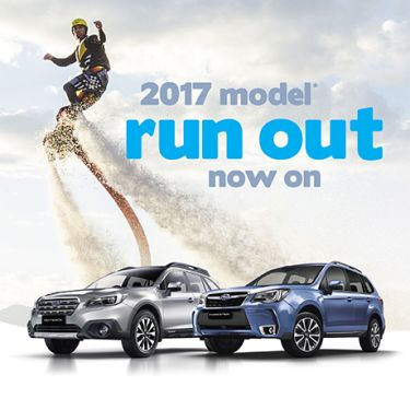 2017 MODEL RUN OUT