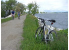 Bicycle Tours in Canada: Bicycling Vermont to Quebec