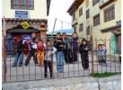 Laya Settlements and Ghasa Trekking Adventure of Bhutan