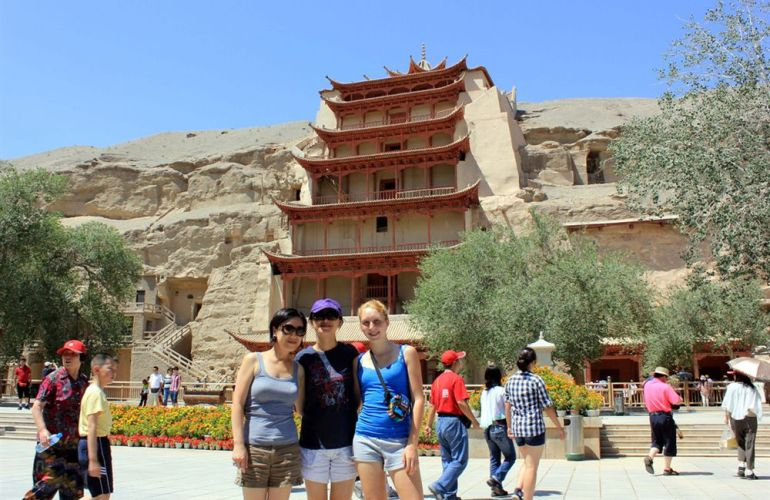 Travel the Footsteps of Ancient Merchant and Great Explorer's of China's Silk Road