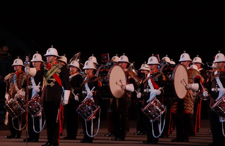 The Royal Scotsman & the Military Tattoo Escorted Journey