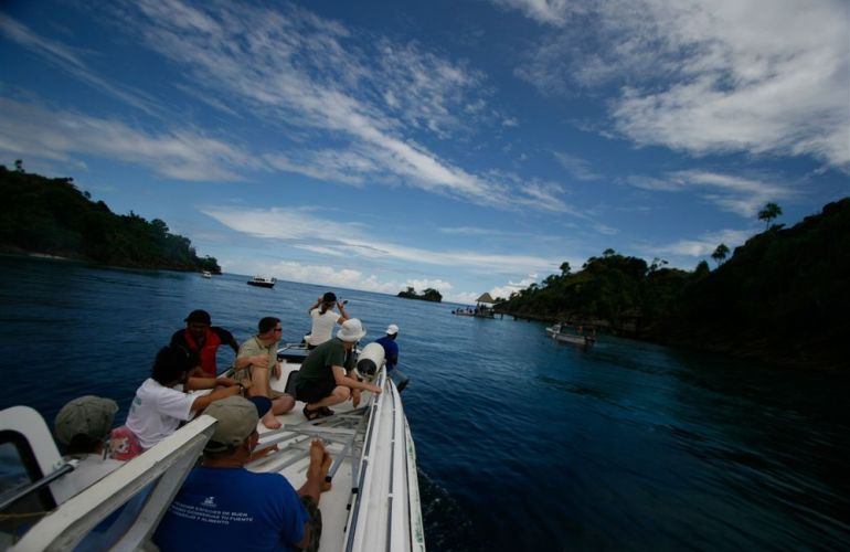 Snorkeling in the Remote Islands of the Coral Triangle - Misool Archipelago