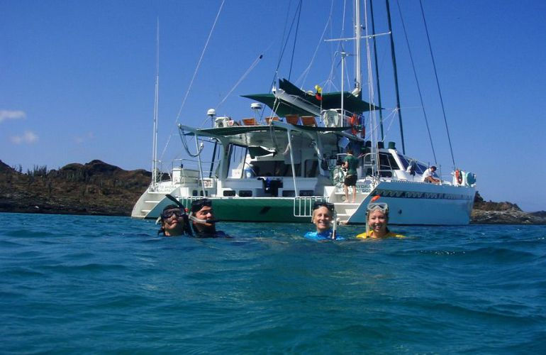 Gal&#225;pagos Islands Sailing and Multi-Sport Adventure