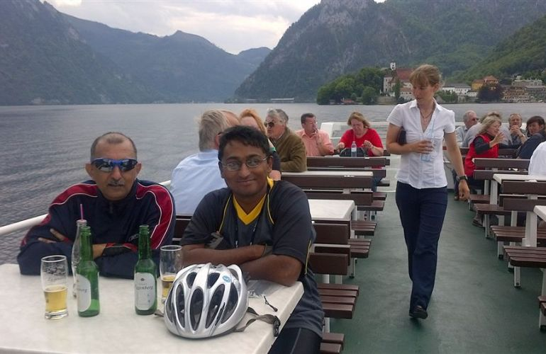 Self-Guided Biking in Austria, The Lakes Region for 11 Days