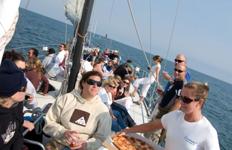 Experience the Thrill of Wednesday Night Regatta