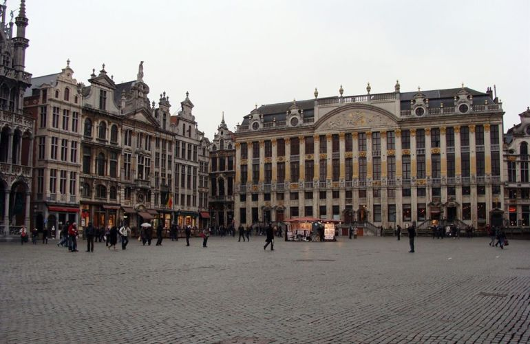 Holland/Belgium | Brussels to Gent