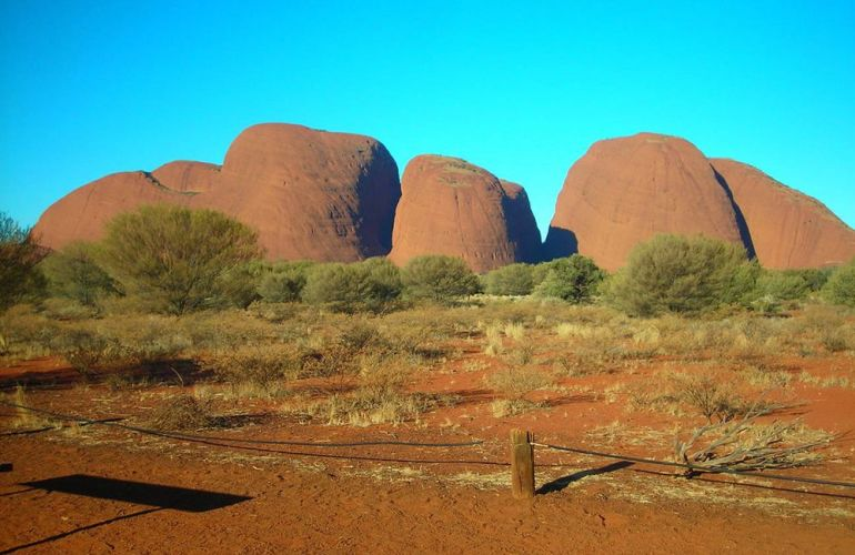 4 Days Journey into Australia's Legendary Outback ex Yulara