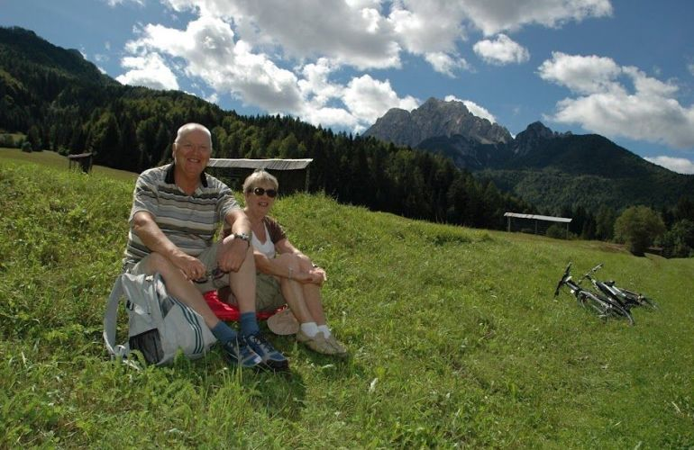 Family Slovenia - Julian Alps Jamboree