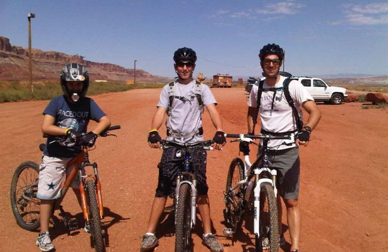 Moab Biking/Westwater Rafting