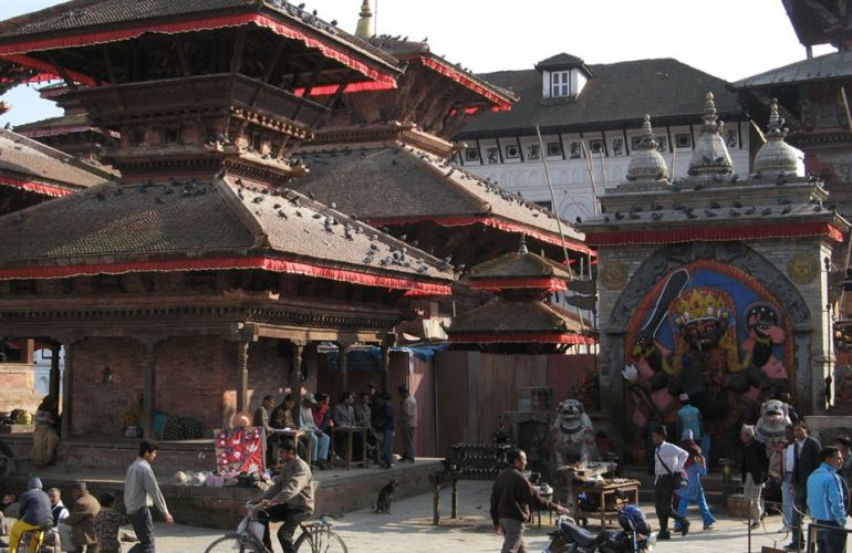 Visit India and Nepal on an Adventure from Delhi to Kathmandu
