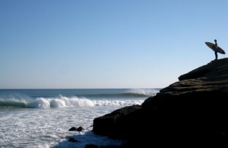 Surf School at Baja Northern Resort - 5 Days for 2 to 3 Surfers