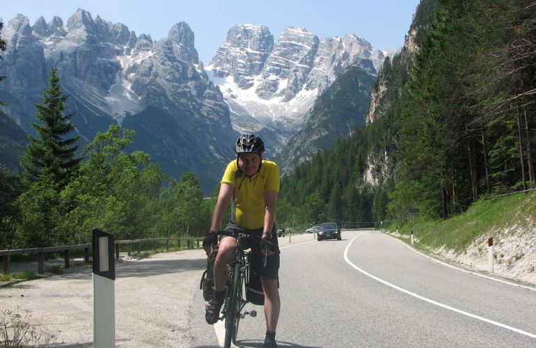 Dolomites - Biking Adventure in Italy