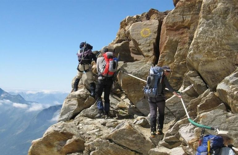 Italian High Level Trek