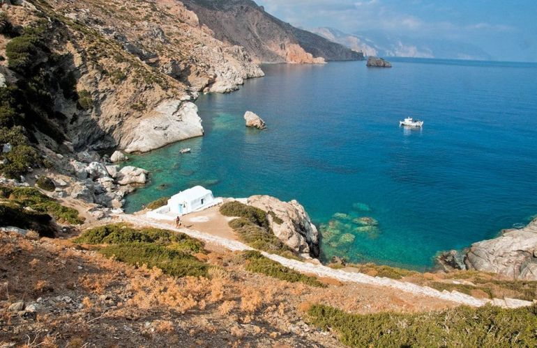 Sail from Mykonos to Santorini on this Greek Island Adventure