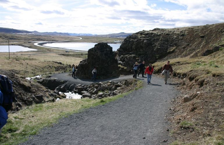 Iceland: Land of Glaciers, Viking Sagas, and the Midnight Sun