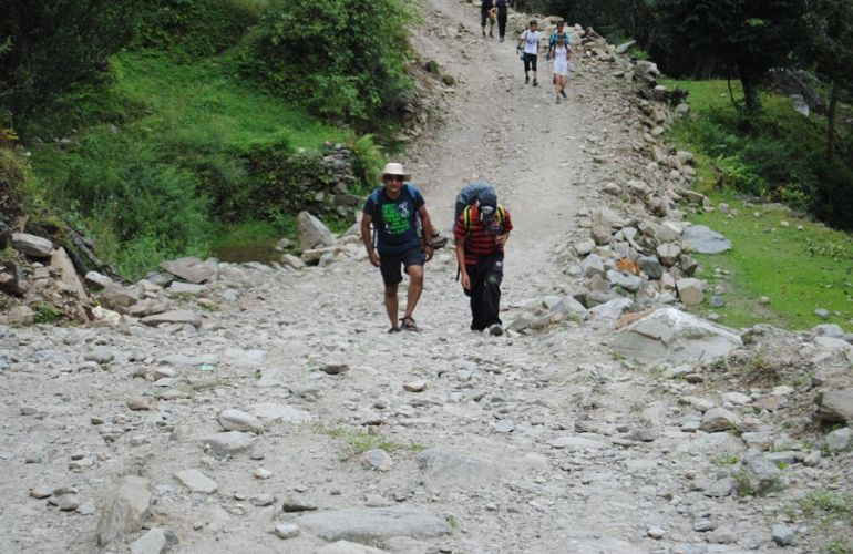 Annapurna Community Lodge Trek