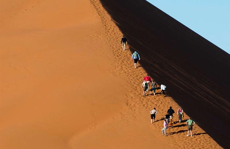 12 Days Adventure The Great Namibia Wildlife Safari