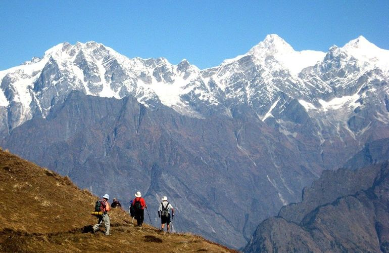 Trekking the Curzon's Trail and the Kuari Pass