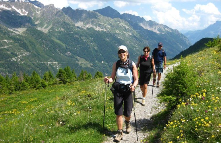 France, Italy, Switzerland: Tour du Mont Blanc