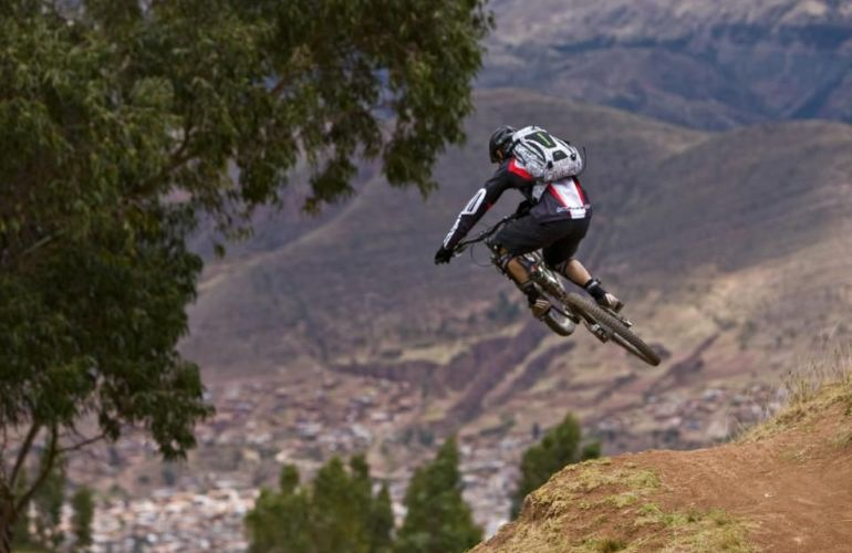 Freeride Adventure in the Inca Trail