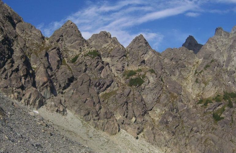 Mount Shuksan Fisher Chimneys - Intermediate Summit Climb