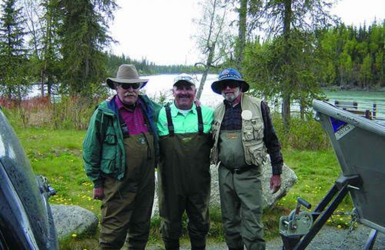 Fishing and Bear Viewing Combination