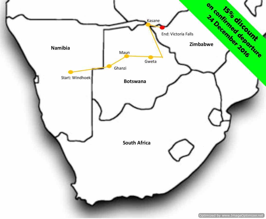 Africa's Best-Kept Secret Northbound