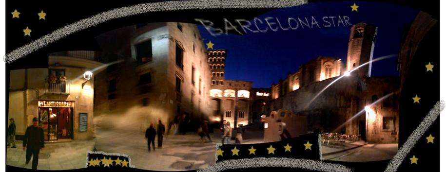 BARCELONA STAR HEADER