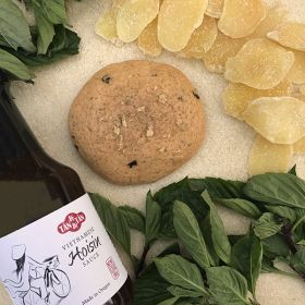 After Dark Cookies presents the Tan Tan Pho cookie