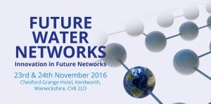 image Agily CEO speaking at Future Water Networks, 24 November 2016