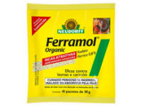 Lesmicida Natural Ferramol 500g (10un x 50g) - Neudorff