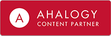 Ahalogy Content Partner