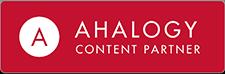 Ahalogy Content Partner
