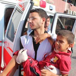 Støtt ofrene i Gaza