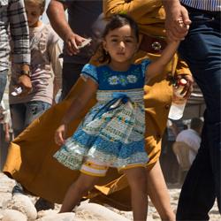 Hjelp barna som er på flukt i Irak