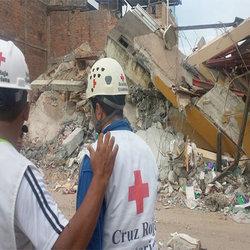 Redd liv -  støtt nødhjelpsarbeidet i Ecuador