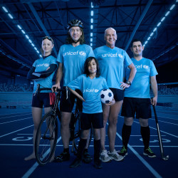 Sporten voor UNICEF (overige sporten)