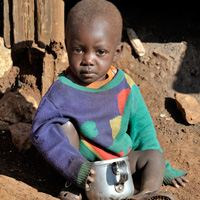 Hädänalaisimmat lapset kehitysmaissa