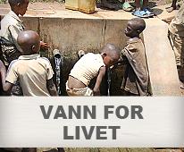 Vann for Livet